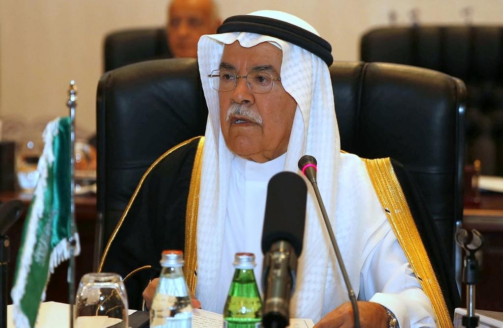 علی النعیمی | ژورنال نفت