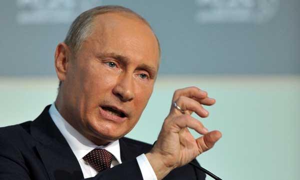 ولادیمیر پوتین | ژورنال نفت